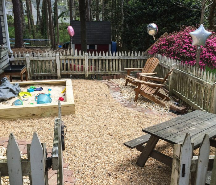 Reimagining the Side Yard, A Sandbox Project